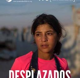 """María Teresa, primera sede de la exposición """"Desplazados"""" de Cooperación Internacional ONG"""
