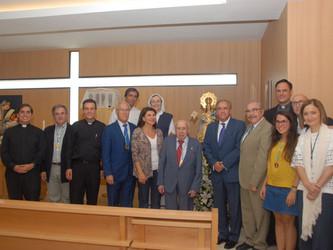 Misa de inicio de curso 2016-17 en el oratorio del colegio