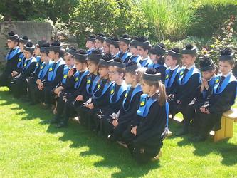 Graduación de Educación Infantil y alumnos de 2 años