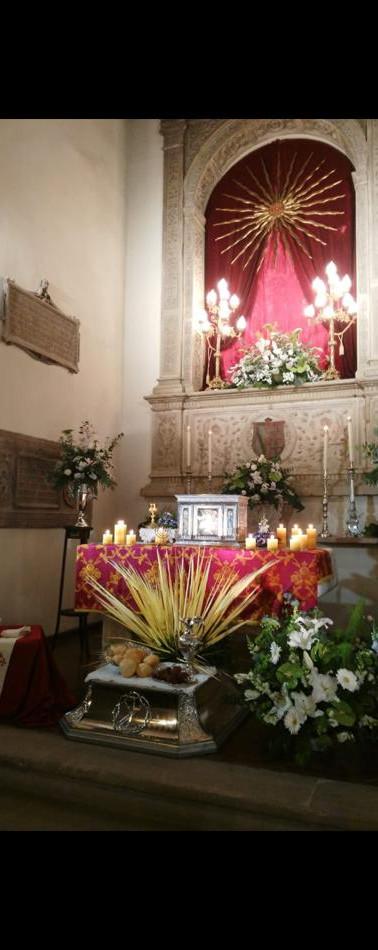 Monumento de Jueves Santo