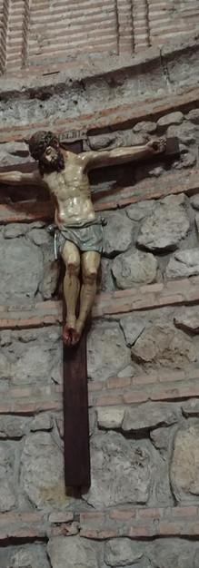 Cristo del Altar Mayor