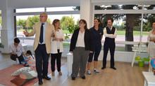 """Peñacorada inaugura """"más de mil doscientos metros para un Montessori de vanguardia"""""""