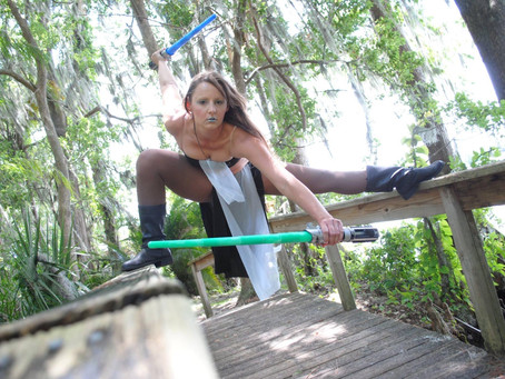 January Instructor of the Month - Mandy Shroyer-Patino!