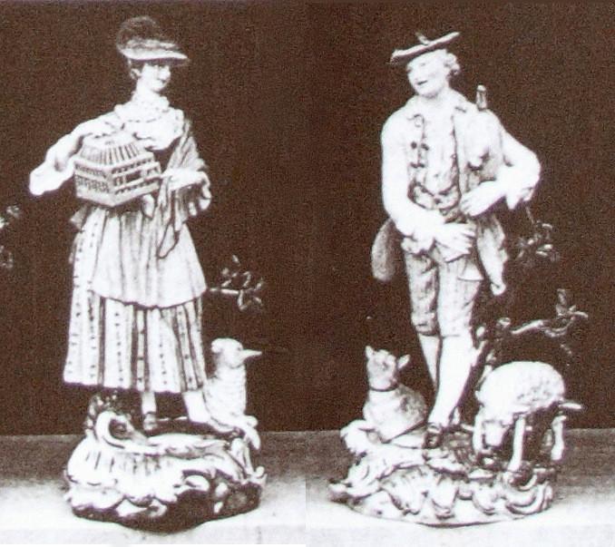 kaendler, ケンドラー, meissen, マイセン, 人形, フィギュリン, 入荷予定, ロココ, 珍品, 羊飼い
