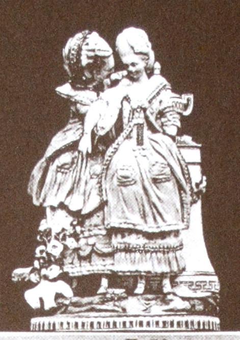 18世紀, マルコリーニ, acier, meissen, アシエ, フィギュリン, マイセン, ロココ, 新古典主義, 入荷予定, 古マイセン, 珍品, 超希少