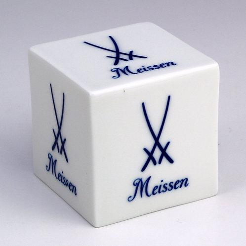 マイセン 正規店 双剣キューブ 純正 非売品 コレクション 販売に