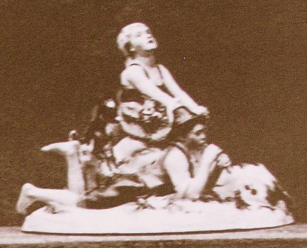 マイセン meissen フィギュリン 人形 入荷予定 珍品 20世紀 超希少 日本未発売 高額ライン 古マイセン ヘンチェル Hentschel アールヌーヴォー エーリッヒ・ホーゼル Erich Hösel 牧歌的