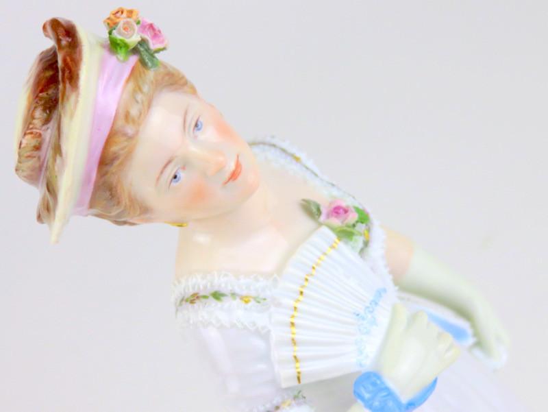 超希少 オブジェ マイセン 特注品 珍品 meissen 高額ライン 古典 限定 フィギュリン 美術館 人形 入荷予定 日本未発売 古マイセン 女神 19世紀 ネオ ロココ 世界限定 アールヌーボー アンティーク アール・デコ