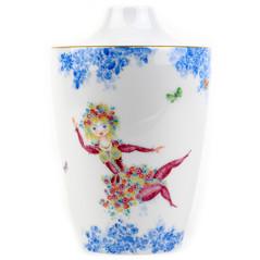 マイセン 真夏の夜の夢 ミッド サマーナイト ドリーム 日本未発売 大型 花瓶 アラビアンナイト作者 故H.ヴェルナー レア V
