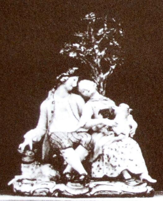 マイセン, 古マイセン, meissen, 入荷予定, 人形, フィギュリン, ロココ, ケンドラー, ガーデナー, kaendler, 19世紀, 羊飼い