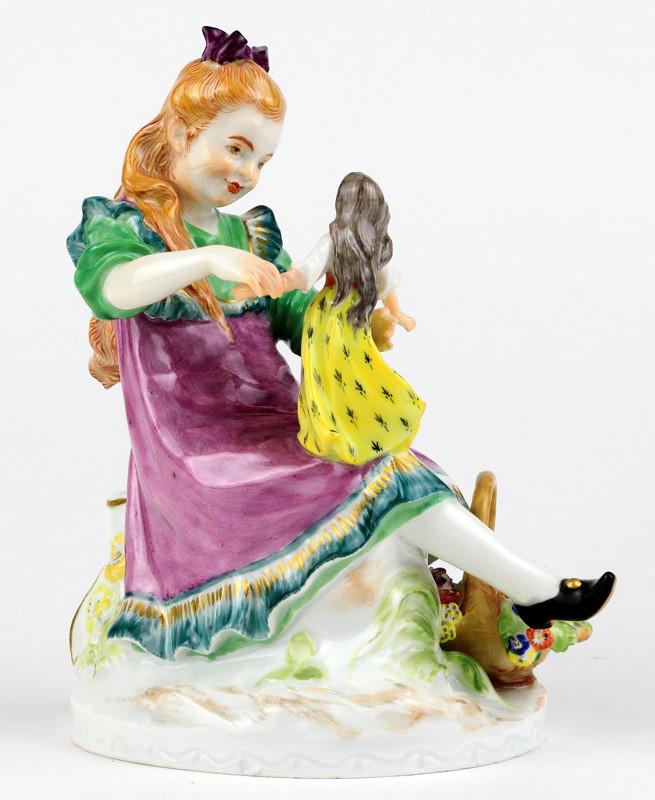 マイセン meissen 天使 フィギュリン 人形 入荷予定 珍品 Paul Helmig 20世紀 超希少 日本未発売 高額ライン 古マイセン パウル・ヘルミッヒ