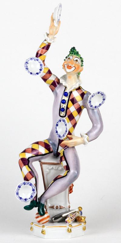 現代アート オブジェ マイセン 特注品 珍品 meissen strang 限定 フィギュリン シュトラング 入荷予定 人形 ブレッチュナイダー Bretschneider