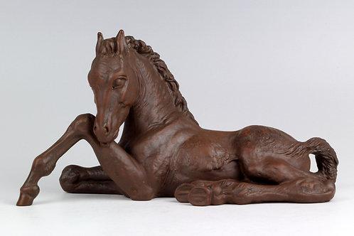 マイセン 人形 フィギュア ベドガーせっ器 馬 W.M.Khe作 1935年