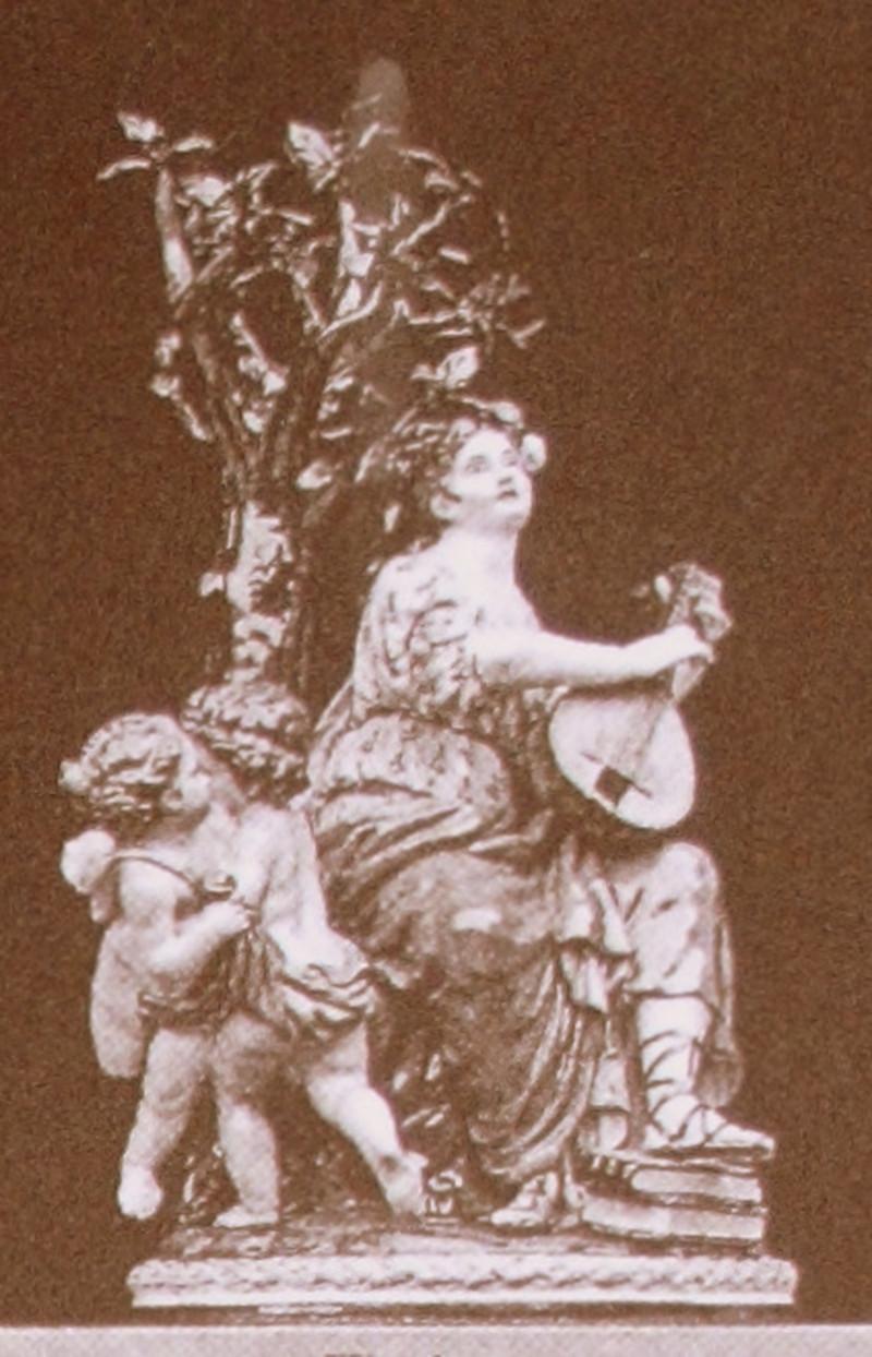 超希少 オブジェ マイセン 珍品 meissen 天使 高額ライン グループフィギュリン 古典 限定 フィギュリン 18世紀 人形 入荷予定 神話 Mythology mythology ケンドラー 女神 日本未発売 kaendler