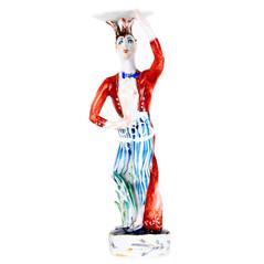 マイセン 2002 世界限定 パーワイズ エディション ペア人形 フィギュア フィギュリン フロリアン&メリジーヌ シルビア・クレード作 完売作 フロリアン