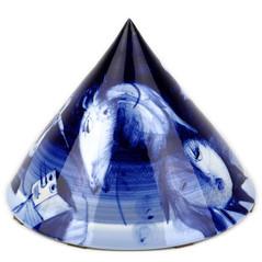 マイセン ウニカート 一点もの 芸術作品 1988年 アラビアンナイト作者 現代マイセン五人組 故ヴェルナー作 ギャラリー展示 非売品
