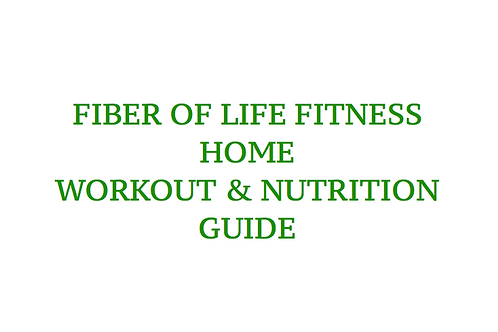 Home + Nutrition Guide