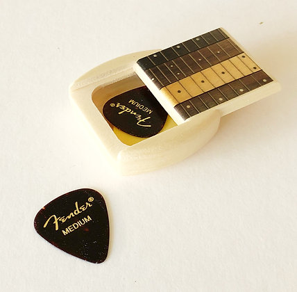 Guitar Pick Secret Box