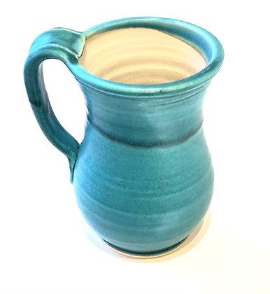 Turquoise Ceramic Mug