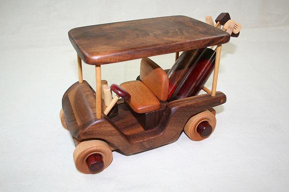 Golf Cart Executive Toy