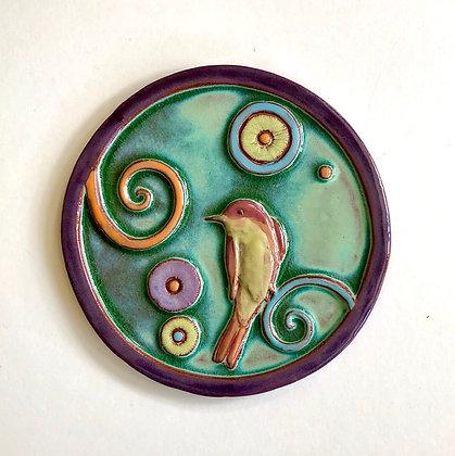 Hand Pressed Terracotta Tile