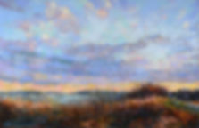 Ann Gillespie EveningBeckoning_16x24 19.