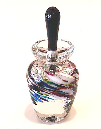 Hand Blown Perfume Bottle