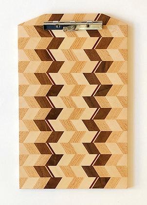 Checkered Clipboard