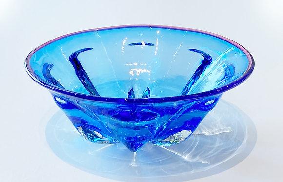 """""""Roman"""" Glass Bowl"""