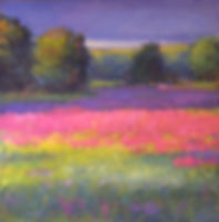 kathleen mcdonough Fields Near the River