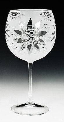 Flower Wine Goblet