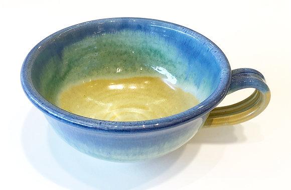 Handcrafted Soup Crock