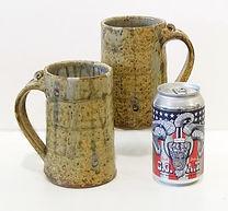 tom homann mugs with beer.jpg