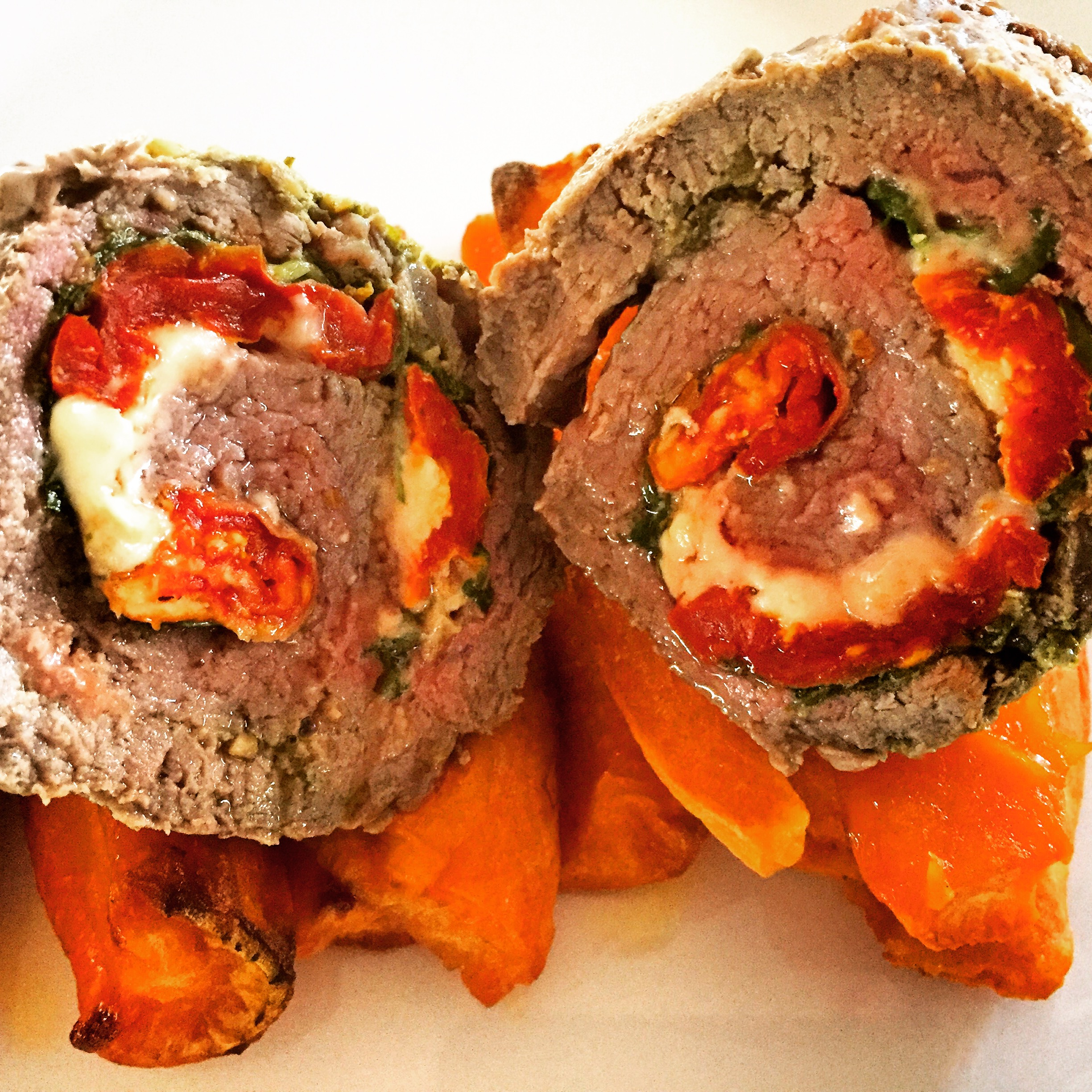 Roulade beef