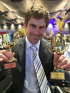 Nigel Birrell Butcher Gourmet meat trophies awards