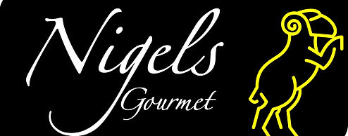 Nigel's Gourmet logo