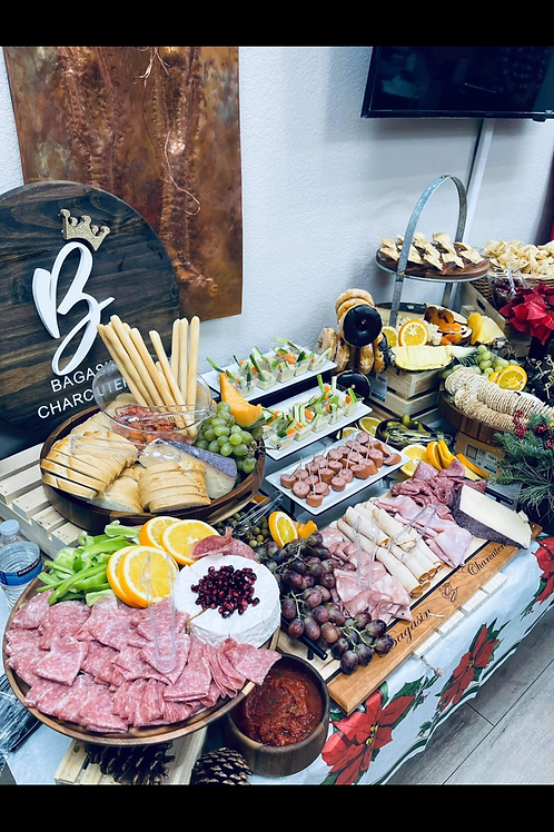 Copy of Grazing, hor d'oeuvres, dessert, brunch and themed tables