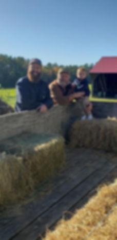 SeaLyon Farm family