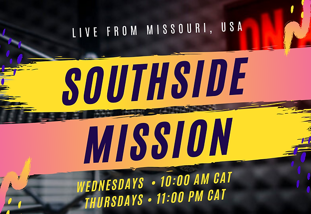 Joyful FM, Brother Tim Atkins on Southside Mission