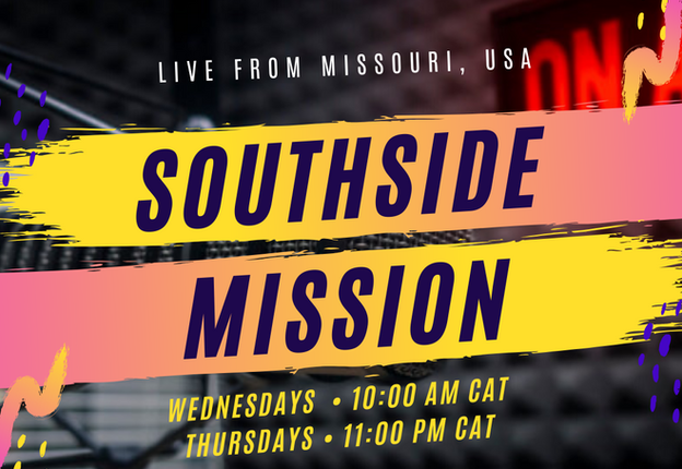 Joyful FM, Brother Tim Atkins on Southside Mission