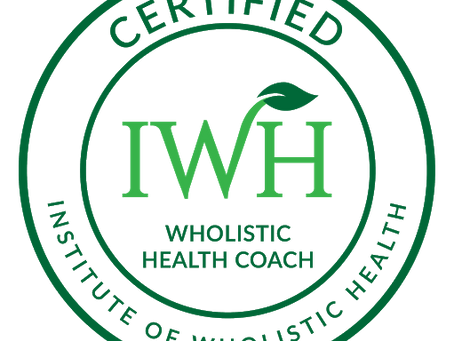Working With A Certified Wholistic Health Coach Can Change Your Life!