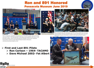 TACAMO Community's Loss of Ron Carlson