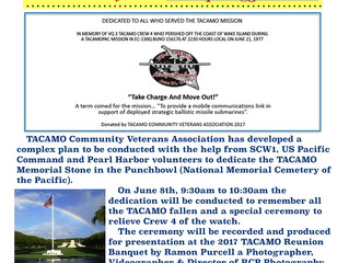 TACAMO Memorial Monument Dedication
