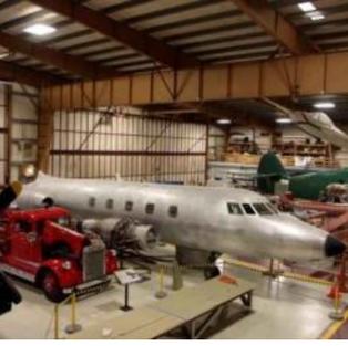 Museum of Flight Restoration Center & Reserve Collection