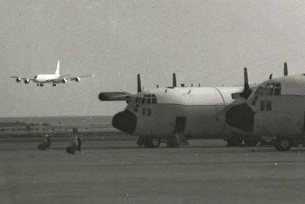 First E-6 Arrives at VQ-3 1989.jpg