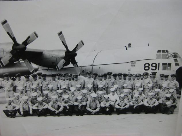 891 with VR-21 TACAMO Det