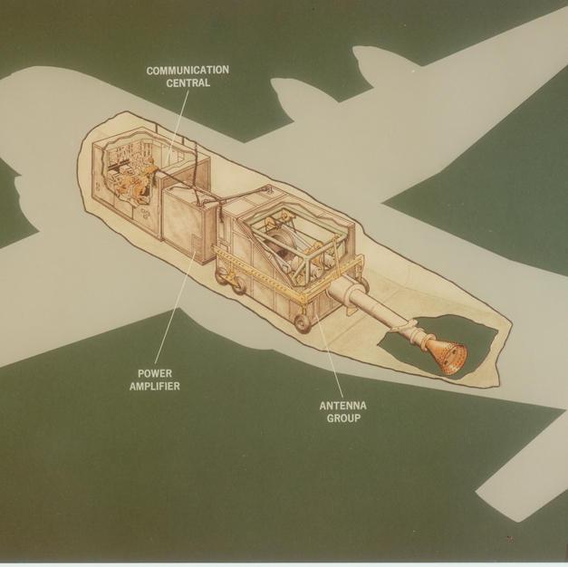 A8 TACAMO II Cutaway 1962.jpg