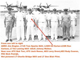 TACAMO Fallen Veteran - Ed Harlan, VQ-3 DET 19