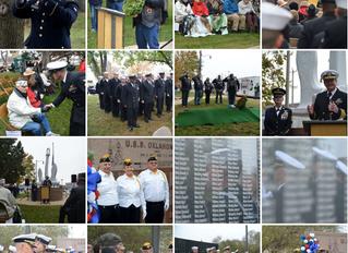 TACAMO Sailors participated in Pearl Harbor Ceremonies