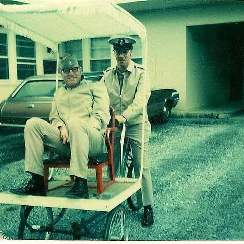 "Fallen TACAMO Veteran - Homer Lynn ""Gary"" Baird Sr.  VQ-4"